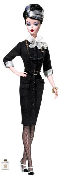 2008 The Shopgirl Barbie® Doll | Barbie Fashion Model Collection *SILKSTONE