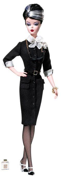 2008 The Shopgirl Barbie® Doll | Barbie Fashion Model Collection *SILKSTONE