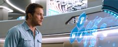 'Passengers': Chris Pratt publica varias imágenes mostrando sus heridas en el rodaje  Noticias de interés sobre cine y series. Noticias estrenos adelantos de peliculas y series