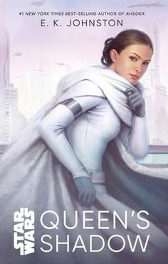 """Star Wars Queen's Shadow : Paperback : Disney Lucasfilm Press : 9781368057943 : 1368057942 : 10 Mar 2020 : Written by the #1 New York Times best-selling author of Ahsoka! When Padmé Naberrie, """"Queen Amidala"""" of Naboo, steps down from her position, she is asked by the newly-elected queen to become Naboo's representative in the Galactic Senate. Padmé is unsure about taking on the new role, but cannot turn down the request to serve her people. Together with her most loyal handmaidens, Padmé must fi"""