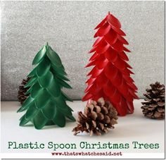 DIY Plastic Spoons Projects To Get You Crafty For The Next Party | IKEA Decoration