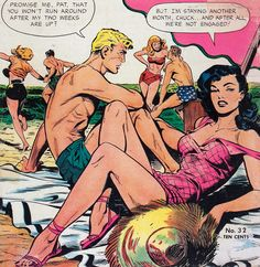 Teen-Age Romances #32 (1953)