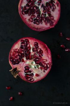 Pomegranate | monsieurmuffin