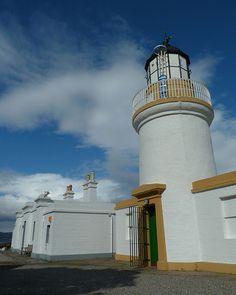 Cromarty Lighthouse - Black Isle,  Scotland