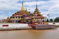 Phaungdaw Oo pagoda - Myanmar tour