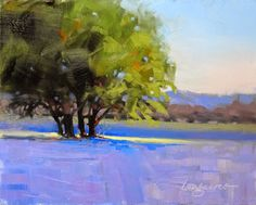 Landscape Artists International: Jimmy Longacre_subjective realist landscape paintings_THE OTHER SIDE