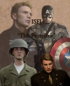 great blog post about Steve Rogers as an ISFJ -> Fictional MBTI - Steve Rogers. Captain America is an ISFJ. marissabaker.wordpress.com
