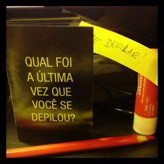 Boa tarde #brazilianwax - @viniciusyamada | Webstagram