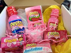 Pepto-Bismol Variety Prize Package