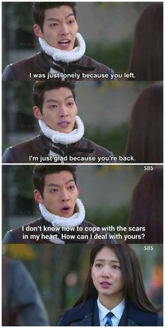 Heirs - This is the only scene where I actually felt sorry for Young Do.