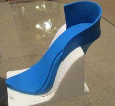 Fondantgumpaste High Heel Shoe Tutorial Cake Decorating Community