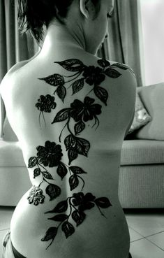that's pretty! sure wish it would actually stain that part of the body though...
