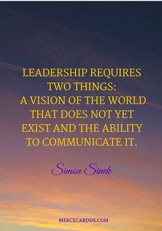 Simon Sinek on Leadership