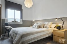 by Dröm Living House Design, Interior Design, Bedroom Decor, Furniture, Home, Interior, Bedroom Inspirations, Cozy Room, Home Decor