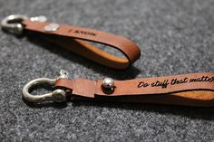 Beta Project 6_JM - Leather Keychains - Project Inspiration - Glowforge Owners Forum