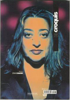 「El croquis(エル・クロッキー)」 103(2000 5)Zaha Hadid 1996 2001 1