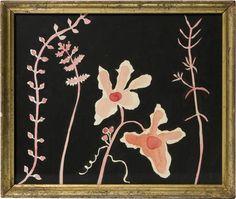 im always drawn to botanicals