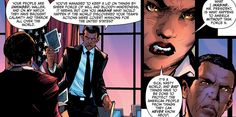 Suicide Squad Rebirth Waller Obama Suicide Squad Rebirth: Task Force X vs. Barack Obama?