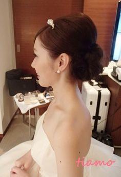「 美人花嫁さまの洋装&和装スタイル♡素敵な一日 」の画像|大人可愛いブライダルヘアメイク『tiamo』の結婚カタログ|Ameba (アメーバ)