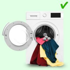 Doing the laundry is probably one of the most boring house chores, but there really is no way around it. Even though engineers invent new home appliances all th How To Shrink Clothes, How To Iron Clothes, Doing Laundry, Laundry Hacks, Laundry Room, Remove Makeup Stains, Sorting Clothes, What To Use, How To Make