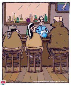 A #comic by Scott Hilburn #karikatur