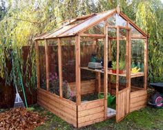 Amazing Greenhouse Design Ideas #greenhouses