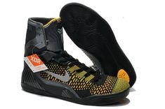 a92e18c37110 Really Cheap Kobe 2018 Official Kobe 9 Elite Inspiration Black Metallic  Silver Anthracite 630847 004