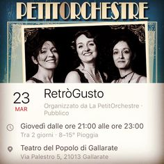 Giovedì @petitorchestre a #gallarate #contrabbasso #uprightbass #maxpierini #petitorchestre #20s # 30s #40s #50s #postmodernjukebox #pmjtour #pm #jazz #vocalgroup #ptx #ptxofficial #pentatonix #ptxworldtour #singer #singers #orchestra #concert #concerto #music #musica #dixieland #jazzy #singing #followme #picoftheday