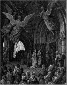 Orlando Furioso 19, Gustave Dore