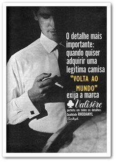 """Camisas """"Volta ao Mundo"""", da Valisère - From Blog Caríssimas Catrevagens..."""