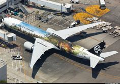New Zealand, Boeing 777-319/ER aircraft picture