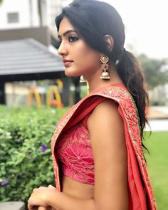 Eesha rebba cute and hot bollywood item Indian actress model unseen latest very beautiful and sexy wedding smile images of her body curve so. Beautiful Girl Indian, Most Beautiful Indian Actress, Beautiful Girl Image, Beautiful Saree, Beautiful Actresses, Beautiful Eyes, Simply Beautiful, Beauty Full Girl, Beauty Women