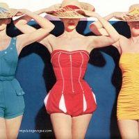 Nanina Swimsuit Co 1954