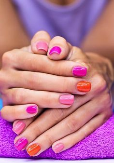 At-Home Gel Nails
