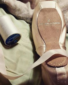 • POINTE SHOES • | Gaynor Mindens @perfectlyonpointe