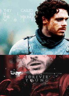 Robb Stark ~ Game of Thrones Fan Art