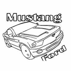 20 best mustangs images coloring pages colouring pages ford mustangs 1955 Ford Thunderbird Paint Colors muscle ford mustang new cars coloring pages coloring sheets adult coloring pages colouring