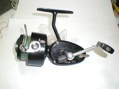 vintage fishing reels | Vintage Garcia Mitchell 300 spinning fishing reel