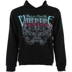 BULLET FOR MY VALENTINE Hooded Sweatshirt OFFICIAL BFMV Hoodie XL XXL