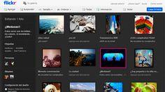 Flickr lanza su nuevo y mejorado cargador de imágenes en HTML5  http://www.genbeta.com/p/68727