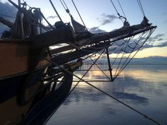 Hawaiian Chieftain at Port Angeles, Wash. #ships #sailing #seattle http://historicalseaport.org