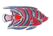 Mosaiksteine-Mosaik-Korallenfisch-Baddekor-handmade-MARKTNEUHEIT