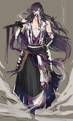 和泉守兼定 に 蜻蛉切 ! #1番目にリプ来た刀剣男子に2番目にリプ来た刀剣男子の服を着せる