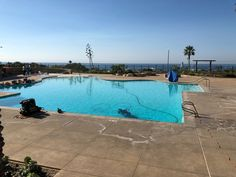 We pulled out over 450' of hose (our longest run to date!) to purify this swimming pool! Thank you to the Cape Rey Carlsbad, a Hilton Resort for choosing us to purify your 80,000 gallon swimming pool!