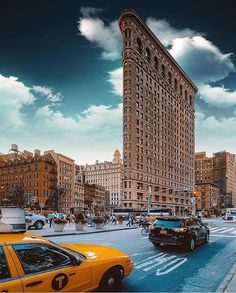 Flatiron District NYC