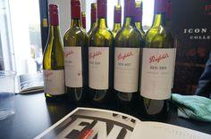 Qantas epiQure - Penfolds Wine  #qantasepiQure #wine