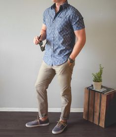 33 Best Men's Spring Casual Outfits Combination - vintagetopia