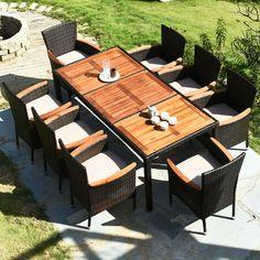 Outdoor Summer Furnitures Patio Garden
