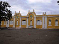 Cáceres, Mato Grosso - Brasil - sede da Marinha