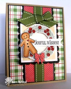 Joyful Wishes by girlydecou - Cards and Paper Crafts at Splitcoaststampers